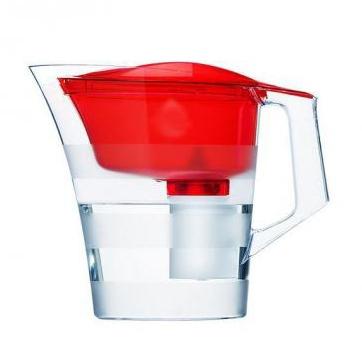 Фильтр для воды Barer Твист, красный К44775