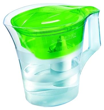 Фильтр для воды Barer Твист, зелёный К42489