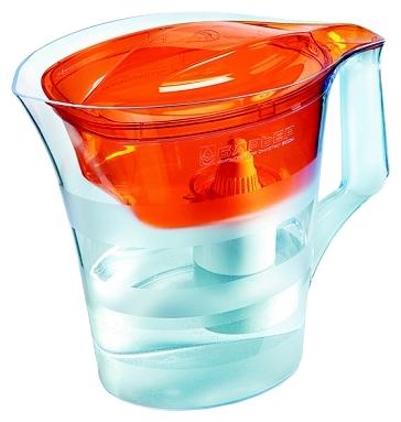 Фильтр для воды Barer Твист, оранжевый К42556
