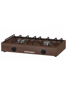 Плита Jarkoff JK-1217Br, коричневая JK-1217Br 2 конф. коричневая