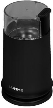 Кофемолка Lumme LU-2601 черный жемчуг LU-2601 Черный жемчуг