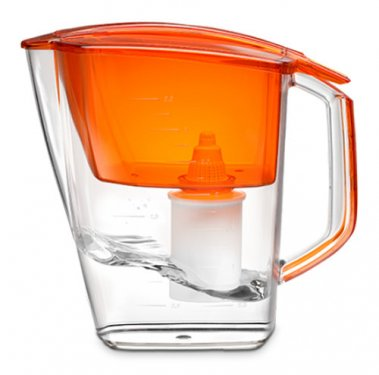 Фильтр для воды Barer Гранд, оранжевый К49181