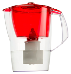 Фильтр для воды Barer -Норма, рубин К42484