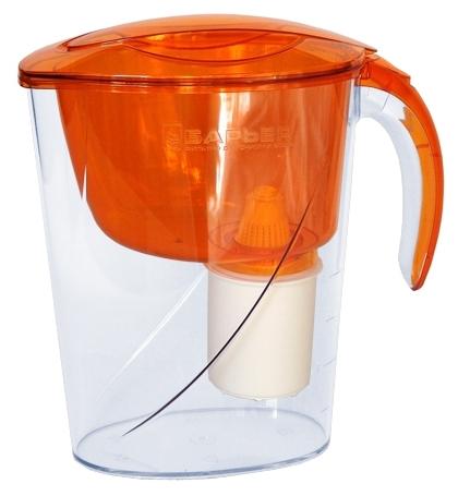 Фильтр для воды Barer -Эко, янтарь К44776