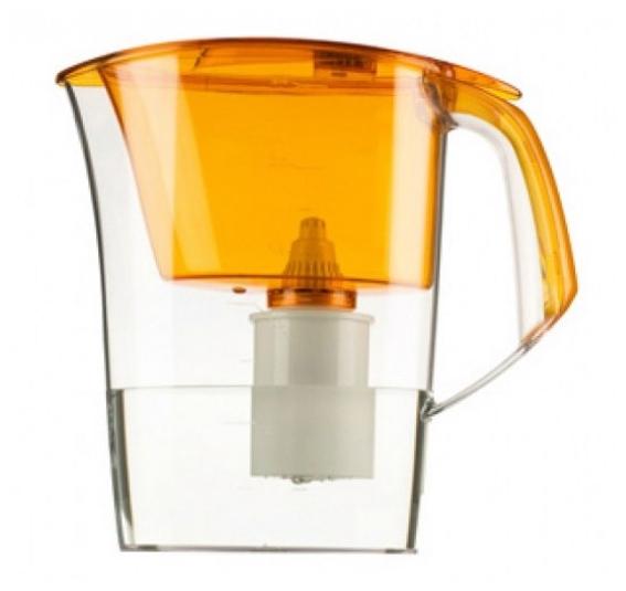 Фильтр для воды Barer -Стайл, оранжевый К42488