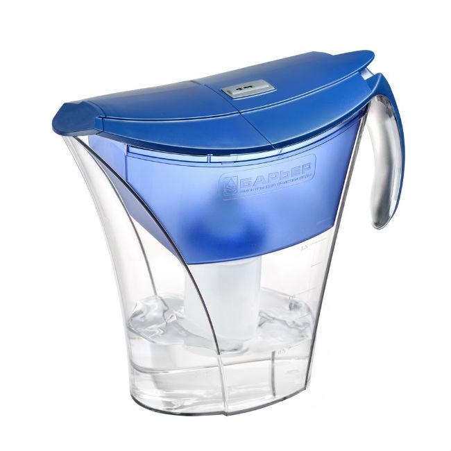 Фильтр для воды Barer -Смарт, синий К42485