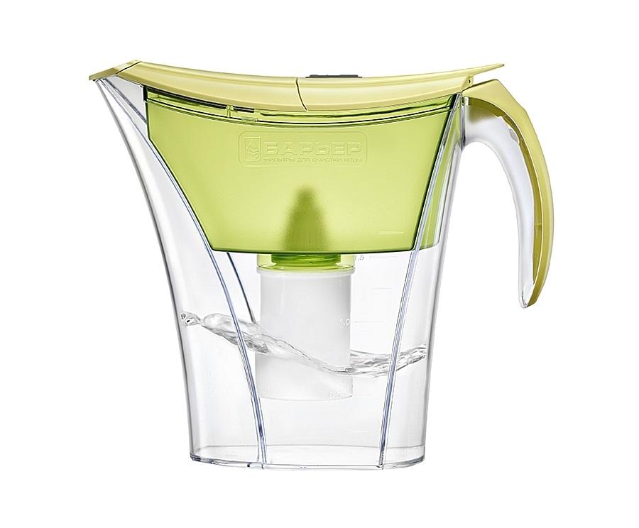 Фильтр для воды Barer -Смарт, фисташковый К49238