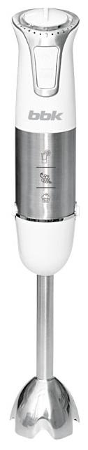 Блендер BBK KBH0807, сталь/белый KBH0807 нерж.сталь/Белый