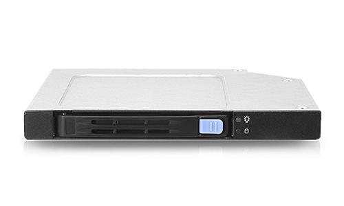 Корпус жесткого диска Chenbro корзина SK51102T2, для HDD/SSD (1x 2.5'', Hot swap, HDD - SlimDVD, SATA3), для ноутбука