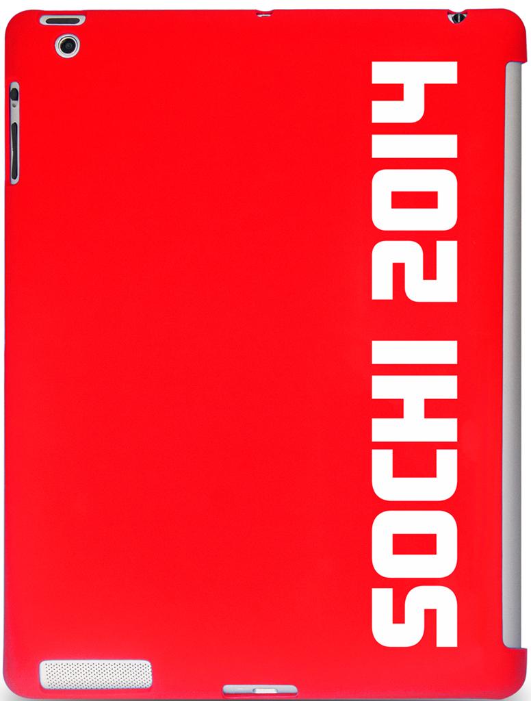 Sochi2014 Сочи2014 SPL-IP5T-RD Red