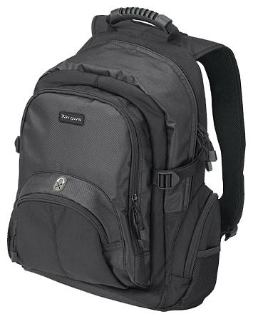 """Сумка для ноутбука Targus Notebook Backpac Black 15"""" CN600"""