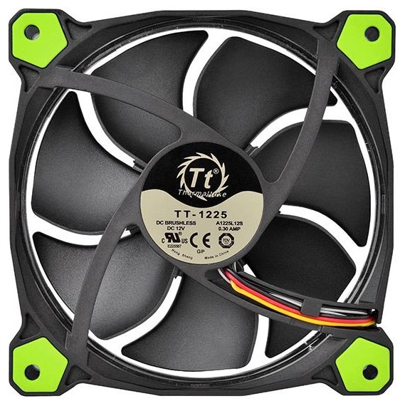 ����� Thermaltake Riing 14 LED+LNC, ������� CL-F039-PL14GR-A