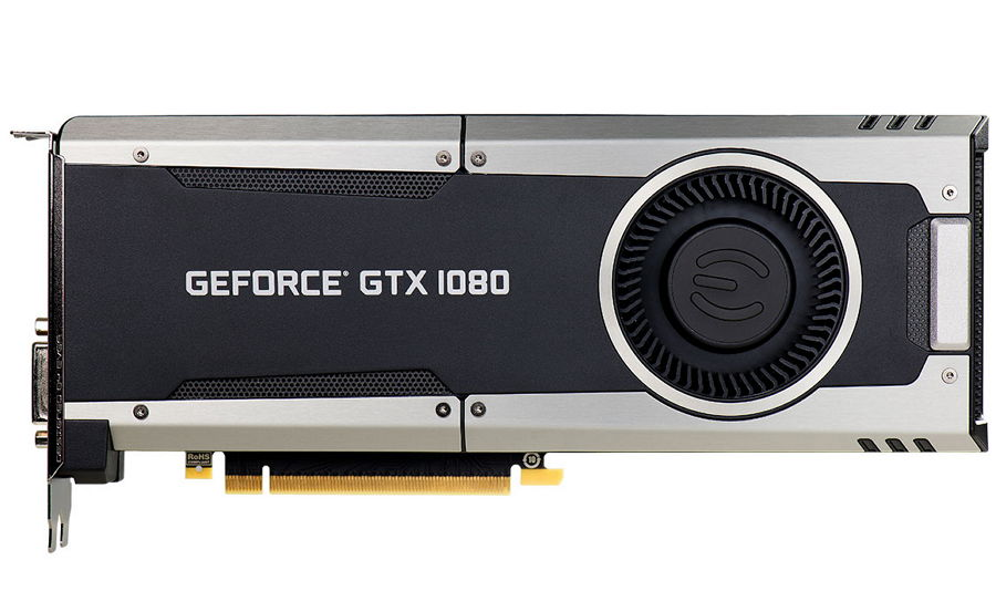 Видеокарта GeForce EVGA GeForce GTX 1080 GAMING 8192Mb 256b (08G-P4-5180-KR)