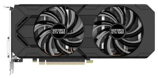���������� GeForce Gainward GeForce GTX 1060 1506Mhz PCI-E 3.0 3072Mb 8000Mhz 192 bit DVI HDMI HDCP (426018336-3798)