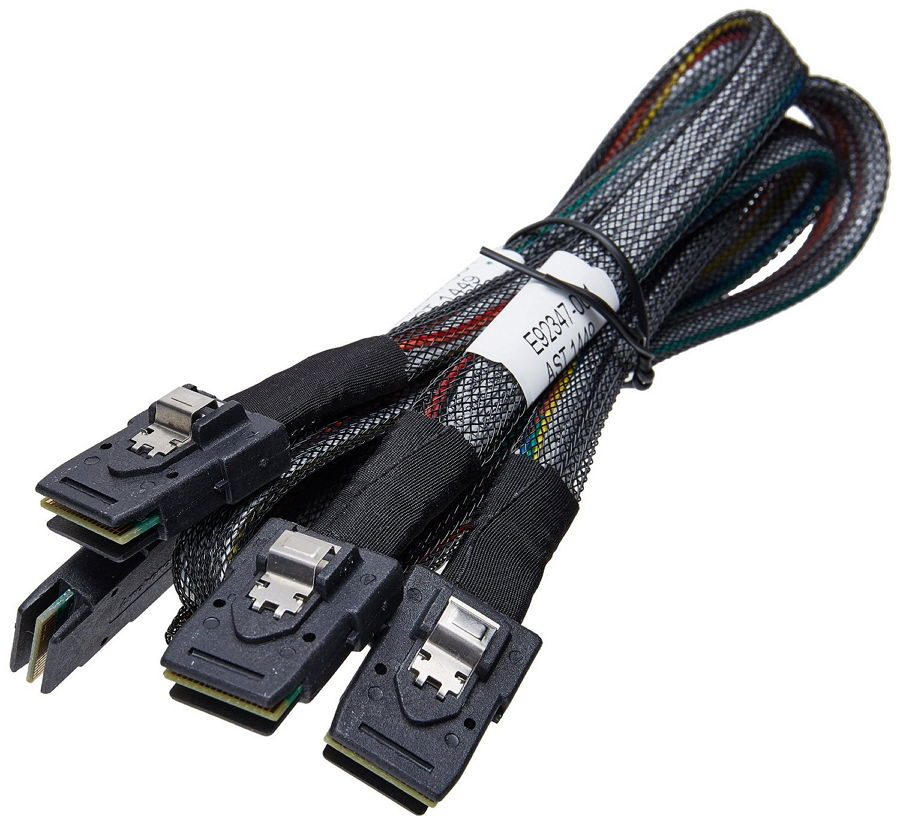 ������ (����) Intel AXXCBL650MSMS 918376 (SFF-8087, 2x 650 ��) AXXCBL650MSMS918376