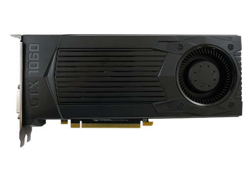 ���������� GeForce KFA2 GeForce GTX 1060 1506Mhz PCI-E 3.0 6144Mb 8008Mhz 192 bit DVI HDMI HDCP 23516