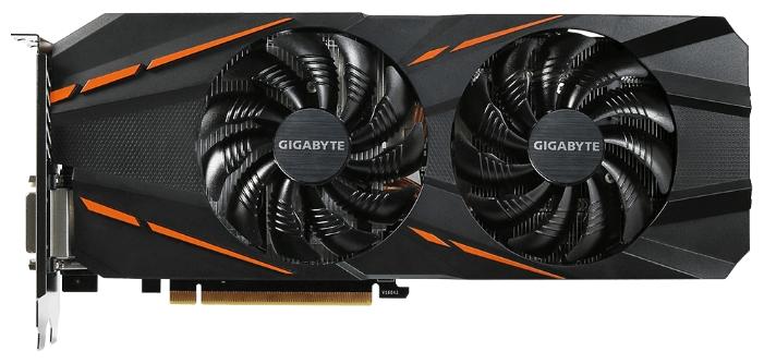 Видеокарта GeForce GigaByte GeForce GTX 1060 (GV-N1060G1 GAMING-6GD V2)