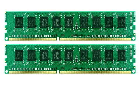 Модуль памяти Synology 2X4GBDDR3ECCRAM, для систем хранения данных