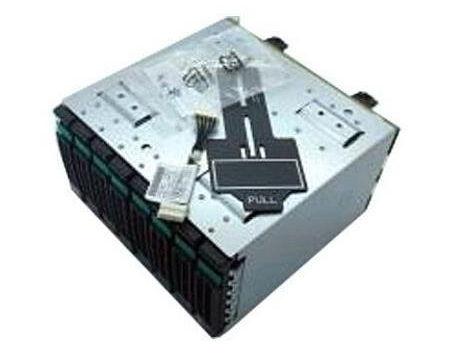 Корпус для жесткого диска Intel A2U8X25S3HSDK 935066, корзина для 8 жестких дисков 2.5'' (SAS), для сервера A2U8X25S3HSDK935066