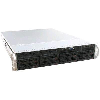 ������ Supermicro CSE-825TQ-563LPB 2U 560W