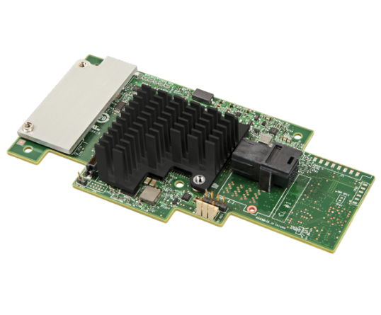 Контроллер Intel RMS3CC040-932473 (128 x SAS/SATA, RAID 0-60, для сервера) RMS3CC040932473