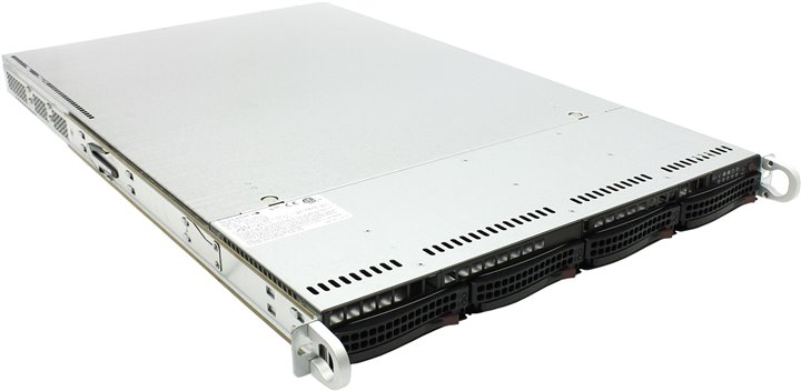 Серверная платформа Supermicro SYS-6017R-72RFTP (1U)