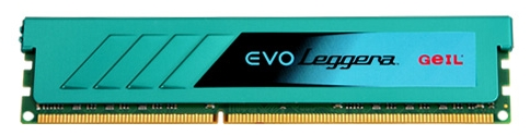 Модуль памяти Geil DDR3 EVO Leggera 4 Gb GEL34GB1333C9SC