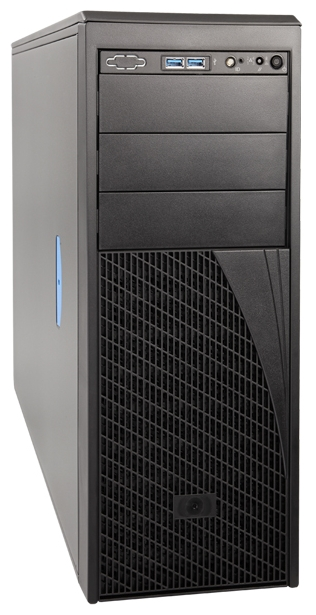 Корпус Intel P4304XXMFEN2 550W Black P4304XXMFEN2936416