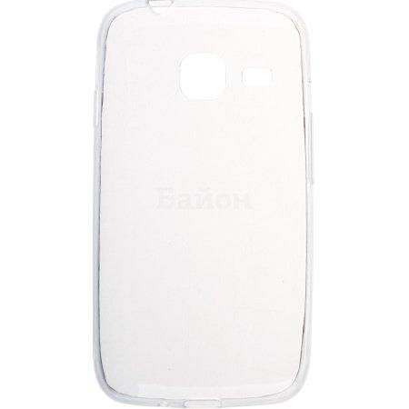Чехол ipad SkinBox slim silicone 4People для Samsung Galaxy J1 mini (2016) (Цвет-прозрачный), T-S-SGJ1 T-S-SGJ1M2016-006
