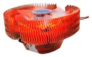 Кулер Ice-Hammer Ice Hammer IH-3776WV-R Neon красный