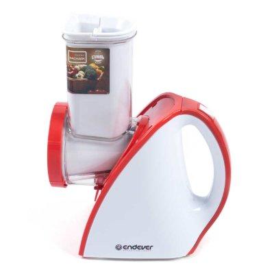 Измельчитель ENDEVER Skyline Sigma-06, красно-белый Sigma 06