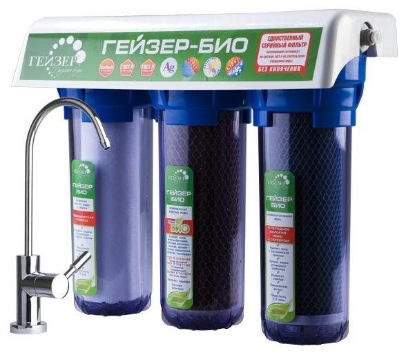 Фильтр для воды Geyzer Био 322 (для очистки жесткой воды)