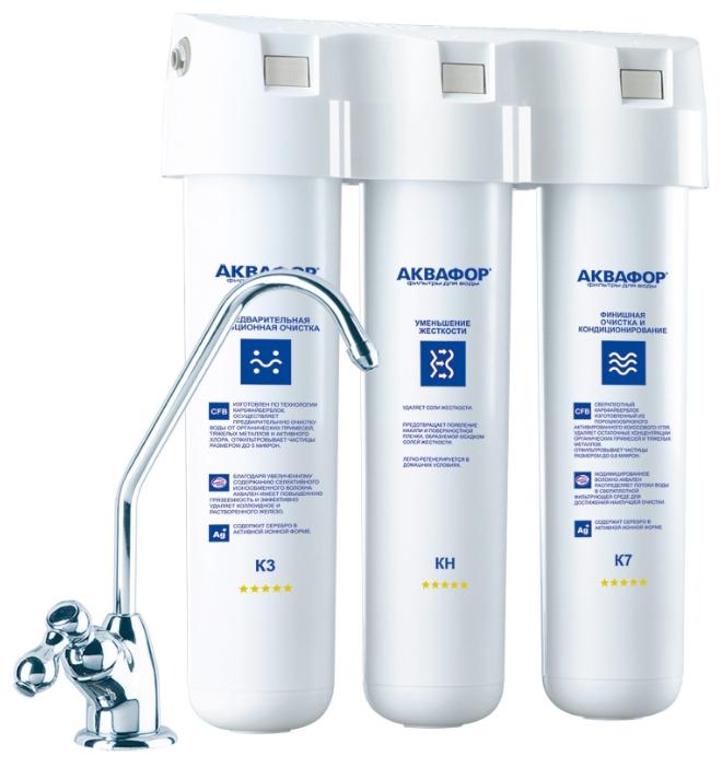 Фильтр для воды Akvafor- Кристалл Н (исполнение 2)