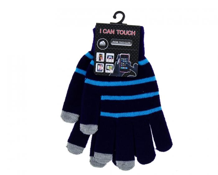 Аксессуар для телефона Yifan перчатки для емкостных дисплеев 3, синие UPG1036917