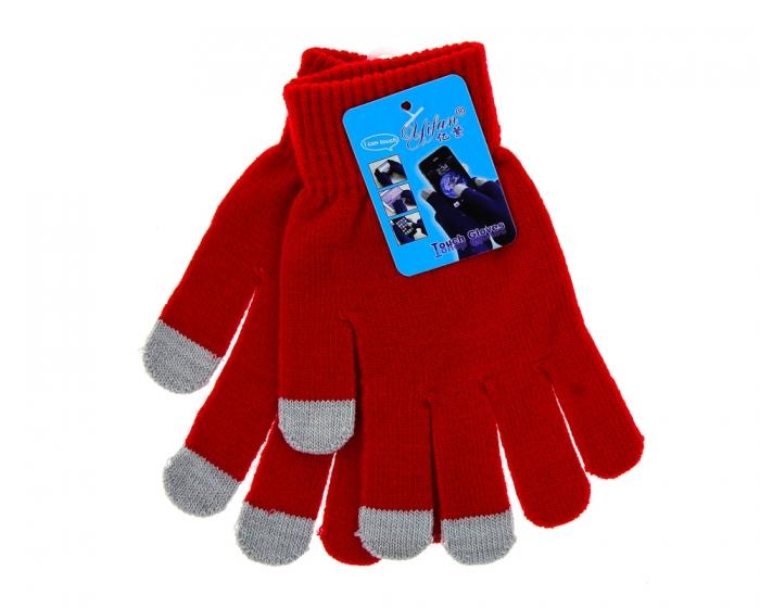 Аксессуар для телефона Yifan перчатки для емкостных дисплеев 1, красные UPG1036908