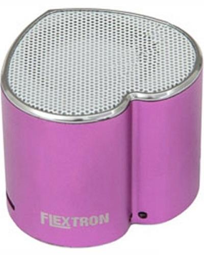 Портативная акустика Flextron F-CPAS-328B1-PR, фиолетовая