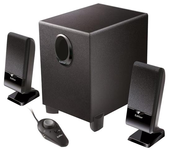 Компьютерная акустика Edifier M1350, черная