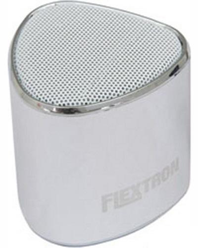 Портативная акустика Flextron F-CPAS-327B1-SL, серебристая