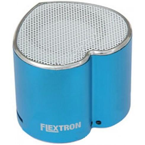 Портативная акустика Flextron F-CPAS-328B1-BL, синяя