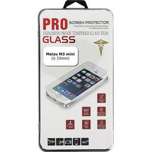 Защитная пленка для смартфона Glass-PRO для Meizu M3s/M3 mini 0.33 mm UPG1044774