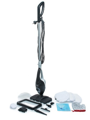 Пароочиститель-отпариватель KITFORT KT-1001, черная КТ-1001