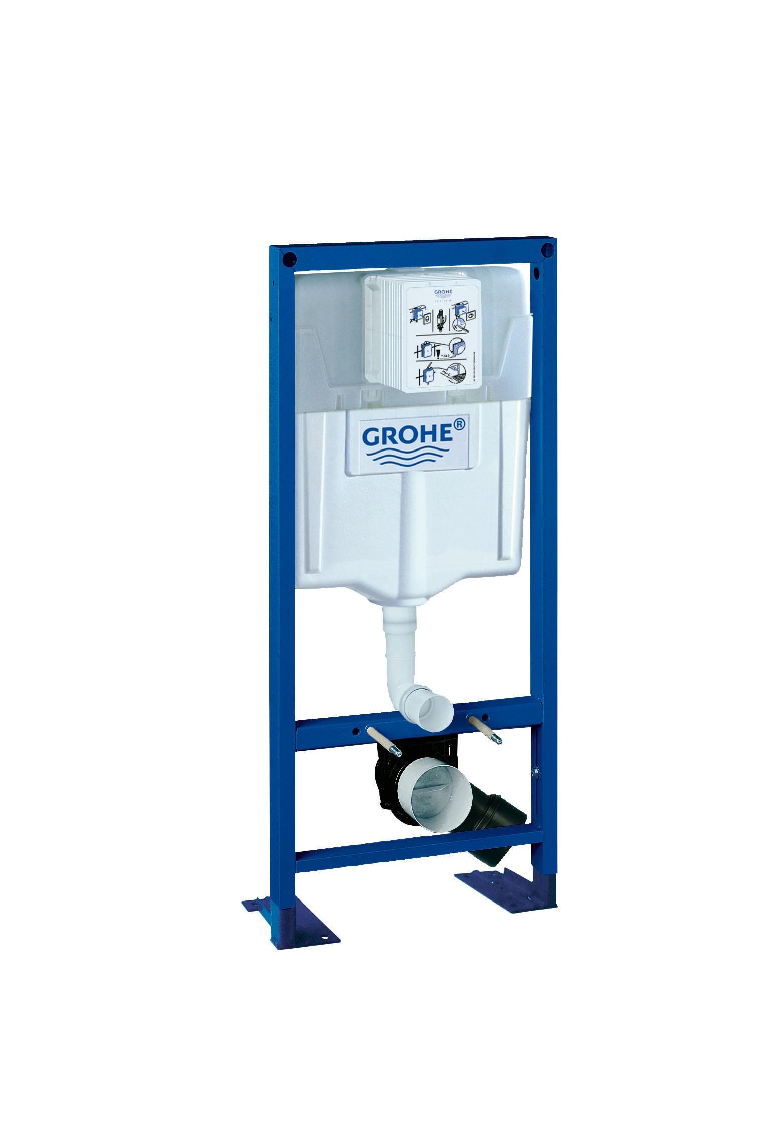 Система инсталляции для унитаза Grohe 38584001 Rapid SL (1,13 м) (38584001)