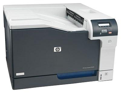 Лазерный цветной принтер HP Color LaserJet Professional CP5225n (CE711A)