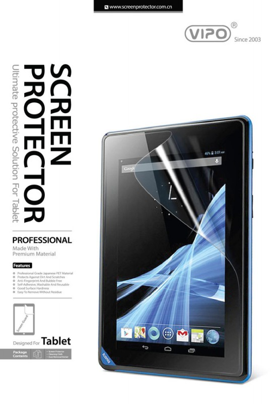 "Защитная пленка для планшета Vipo для Acer Iconia Tab B1 7"" Matte"