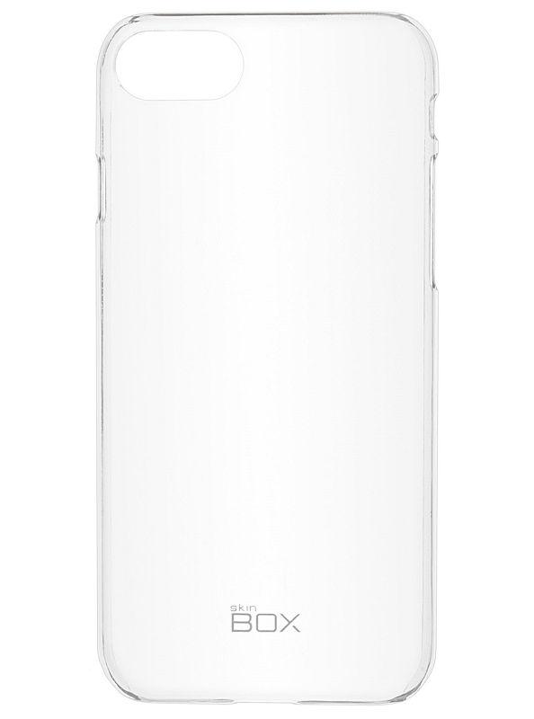 SkinBox 4People Crystal для Apple iPhone 7, прозрачный