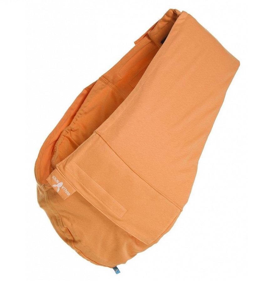 Слинг Wallaboo из хлопка, оранжевый WSC.0310.1810