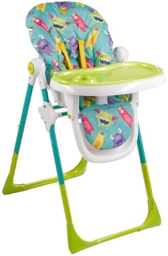Стульчик для кормления Happy-Baby Goodie, аквамарин