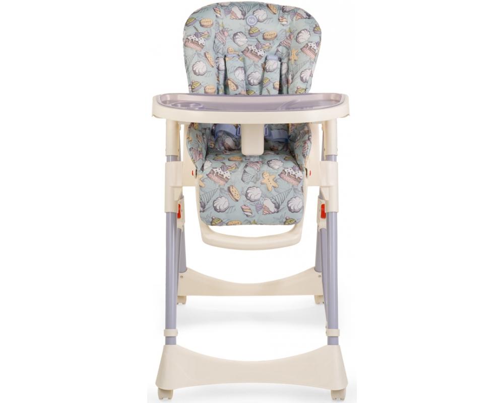 Стульчик для кормления Happy-Baby Kevin V2, lilac