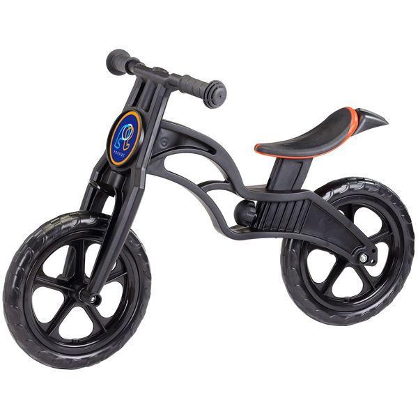 Беговел Pop-Bike Sprint черный