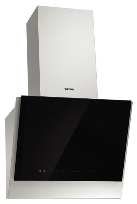 Gorenje WHI651S1XGB нержавеющая сталь+черное стекло